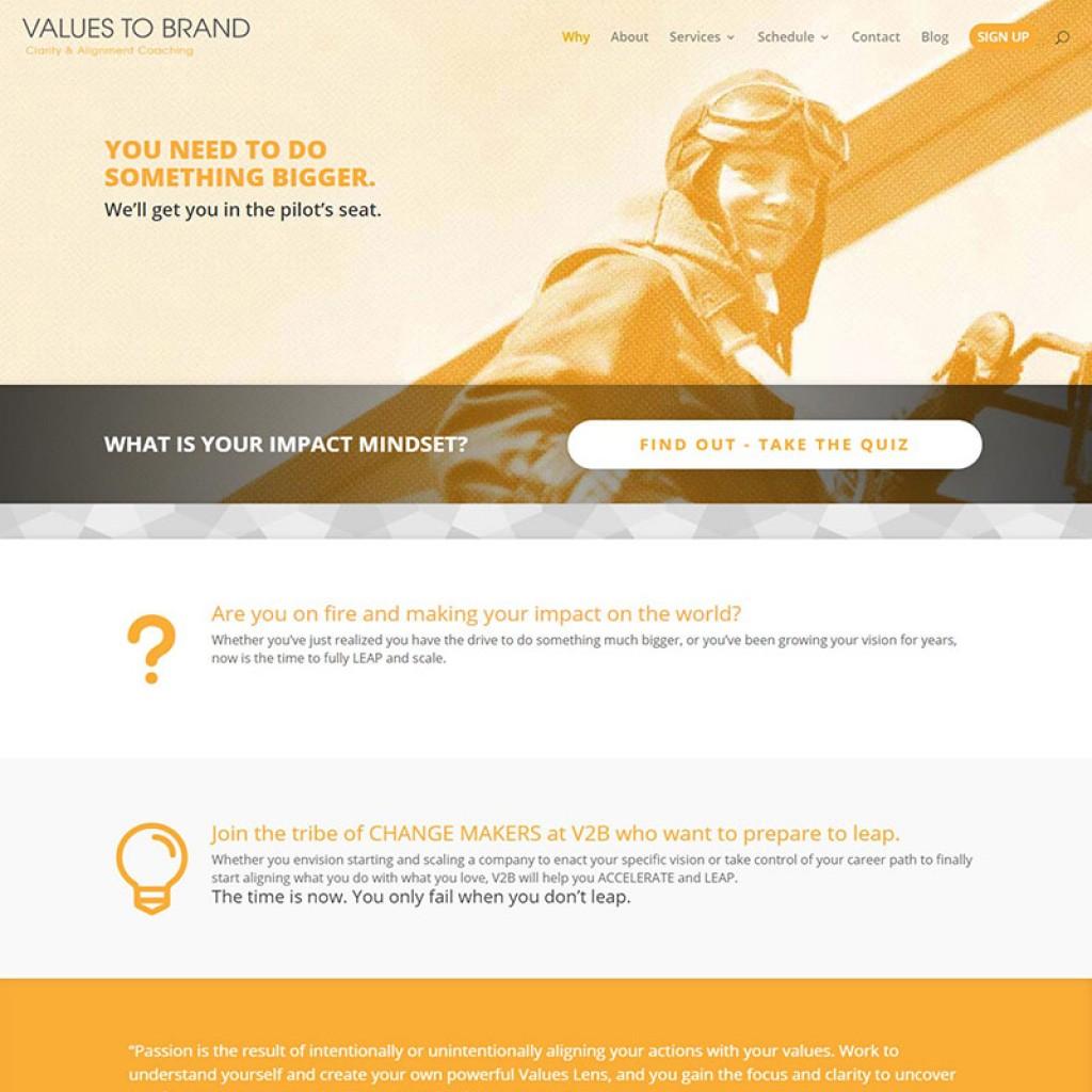Values 2 Brand