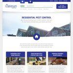 Optimum Pest Pros Website